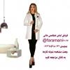 کانال لباس مجلسی زنانه مانی