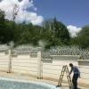 کانال حفاظ شاخ گوزنی درب فرفورژه سی صاد