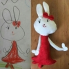 کانال ساخت عروسک از روی نقاشی کودکان