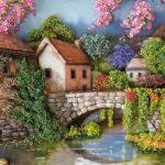 کانال گل آفتاب گردون