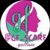 پیج شال و روسری Gf