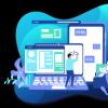 کانال ایتا طراحی وب چراغ طلایی