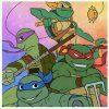 کانال تلگرام لاکپشتهای نینجا