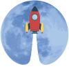 کانال تلگرام ماه آبی!